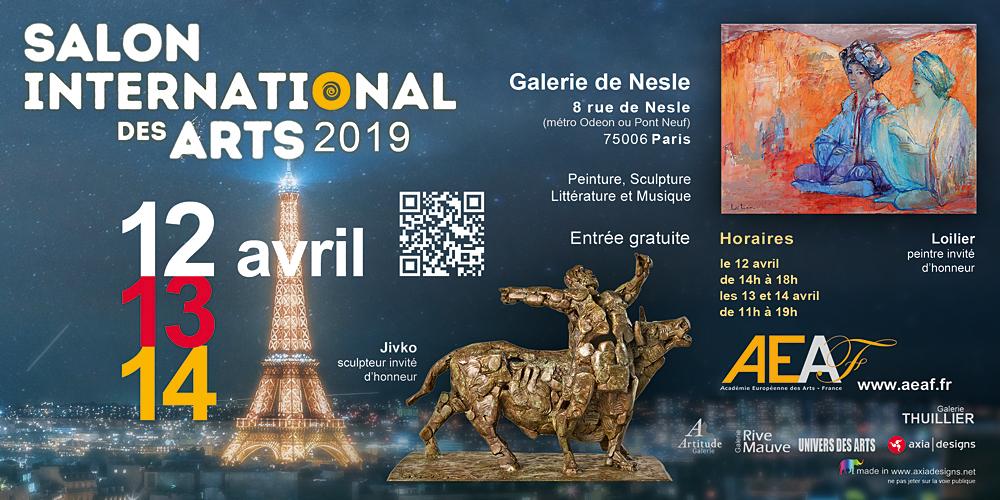 Salon International d'Arts 2019