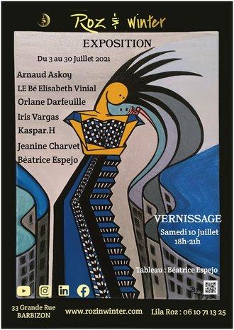 Exposition Barbizon
